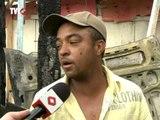 Vítimas de incêndios em favelas reclamam do descaso da prefeitura de SP