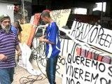 Moradores da favela do Moinho denunciam ação violenta da GCM