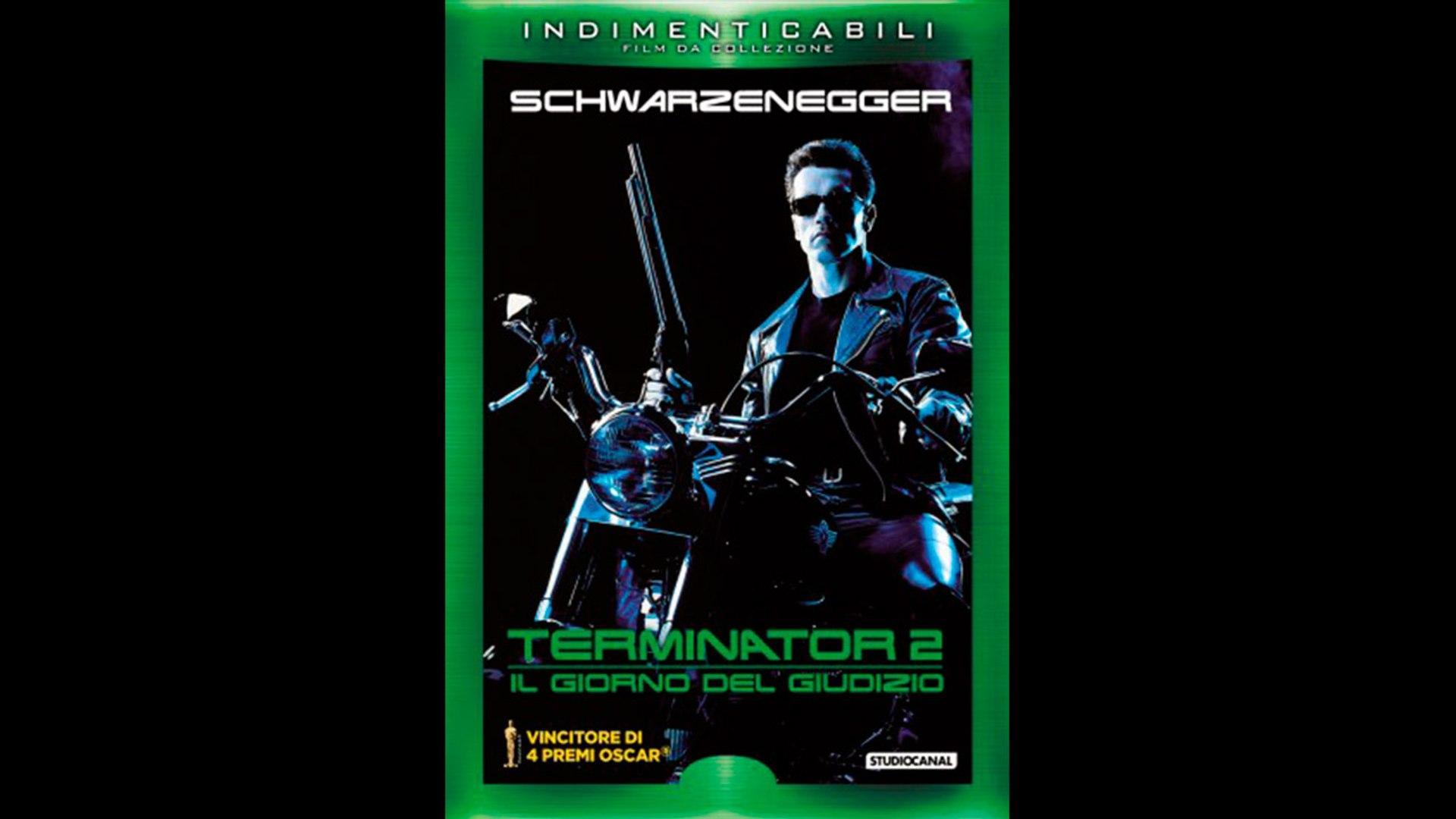 Terminator 2 Il Giorno Del Giudizio (1991) HD-Cam italiano - Video  Dailymotion