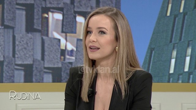 Rudina/ Anjola Hamzaj rrefen rrugetimin ne televizion (16.03.2018)