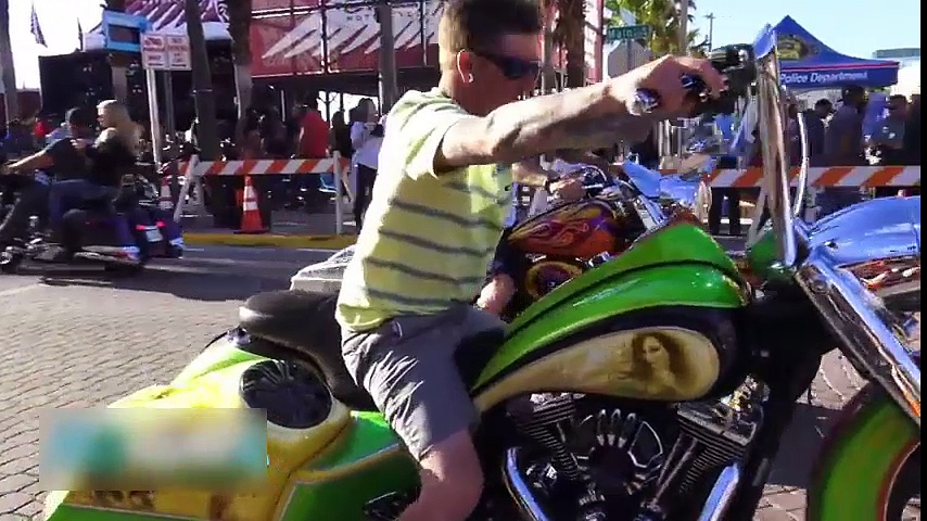 big motorcycle club and cool motorcycle party
