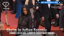 Everybody Knows Red Carpet at Cannes Film Festival 2018 Day 1   FashionTV   FTV