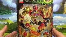 레고 바이오니클 불의 유나이터 타후 71308 유니티 액션피규어 조립 리뷰 Lego BIONICLE Tahu Uniter of Fire 2016 신제품