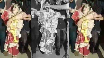 Funny Video Of Bidaai During Indian Wedding Watch Bride Crying Uncontrollably वनइ ड य ह द