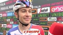 Roy «Protéger Thibaut Pinot et le placer» - Cyclisme - Giro