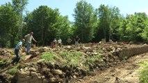 Bosna'nın 'en eski Müslüman mezarlığı' gün yüzüne çıkarılıyor - USTİKOLİNA