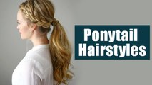 These Ponytail Hairstyles Will Give You That Chic Look | Boldsky