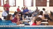 Cobertura - Dia mundial das Comunicações Sociais 2018 - TV Ribeirão Web News
