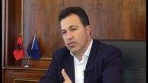 Report TV - Siguria ushqimore, intervistë me Ministrin e Bujqësisë Niko Peleshi