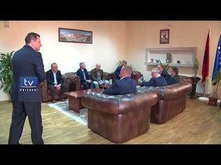 Kryebashkiaku i Kukësit, Bashkim Shehu dhe kryetari i Prizrenit, Mytaher Haskuka