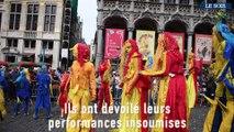 La Zinneke Parade investit les rues de Bruxelles après deux ans d'absence