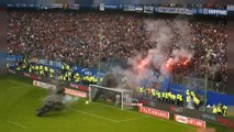 Hamburg SV relegated for the first time