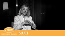 CATE BLANCHETT,  CANNES POUR VOUS ? - CANNES 2018 - SUJET - VF