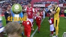 Stade de Reims - Nîmes Olympique (2-2)  - Résumé - (REIMS-NIMES) / 2017-18