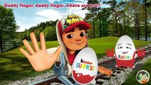 Shiva Baby Crying and Subway Surfer Learn Colors Colorful Thomas the Train Finger Family