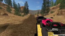 FS17: Camping & Offroading With Ford Raptor, Dirt Bike & ATV