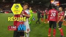 EA Guingamp - Olympique de Marseille (3-3)  - Résumé - (EAG-OM) / 2017-18