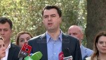 Basha: Në krah të qytetarëve, nga nesër në protesta - Top Channel Albania - News - Lajme