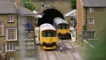 Superb Model Railway Layout in OO Gauge and one of the finest in British Railway Modelling - Pilentum Model Trains