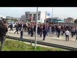 Pa Koment - Protesta e opozitës, bllokohet rruga në Vorë - Top Channel Albania - News - Lajme