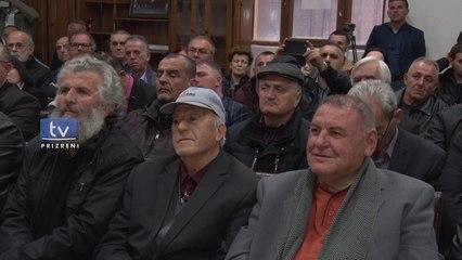 """U mbajt mbrëmja poetike në Prizren """"50 vjet me fjalën e bukur të poetit, Salajdin Krasniqi"""""""