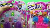 Fake Shopkins vs. Real Shopkins Pack - Real vs. Fake Toys
