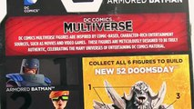 DC Comics Multiverse Batman: The Dark Knight Returns Armored Batman 6 Figure Review