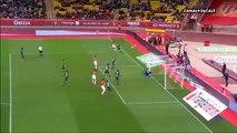 BUTS Monaco 1-0 Saint-Etienne résumé ASM - ASSE / LIGUE 1