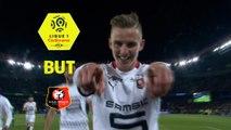 But Benjamin BOURIGEAUD (52ème pen) / Paris Saint-Germain - Stade Rennais FC - (0-2) - (PARIS-SRFC) / 2017-18