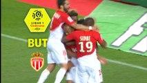 But FABINHO (90ème +1 pen) / AS Monaco - AS Saint-Etienne - (1-0) - (ASM-ASSE) / 2017-18