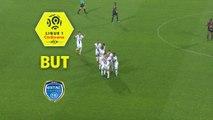 But Karim AZAMOUM (31ème) / Montpellier Hérault SC - ESTAC Troyes - (1-1) - (MHSC-ESTAC) / 2017-18