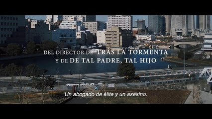El tercer asesinato - Oficial Trailer