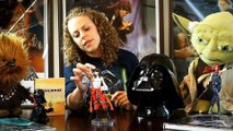 Toys Tingles #8, ASMR Star Wars Collectables Tapping & Scratching Triggers 3D Soft Spoken Binaural