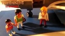 Playmobil Παιχνίδια Αεροπλάνο Pacific Airline 4310 Kinder Surprises Αυγά Έκπληξη