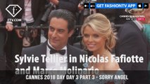 Stella Maxwell on Sorry Angel Red Carpet at Cannes Film Festival 2018 Day 3 | FashionTV | FTV