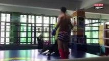 Maître de kung-fu vs pratiquant de muay thaï, qui sera le meilleur ? (Vidéo)