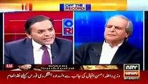 Aap Kis Munh Se PMLN Mein Ja Rahe Hain? Kashif Abbasi To Javed Hashmi