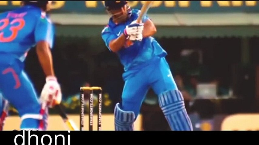 Despacito song dedicated to the legend M.s Dhoni _