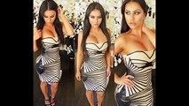 Mini Dresses, Skirts and high Heels Fashion 2