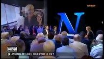 Zemmour clash Marion Maréchal Le Pen et Gilbert Collard en direct