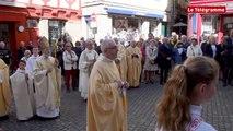 Vannes. Plusieurs centaines de fidèles au pardon de Saint-Vincent-Ferrier