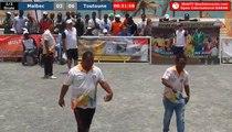 Open International de Dakar (Sénégal) 2018 : Demi-finale CANUTS vs MADAGASCAR