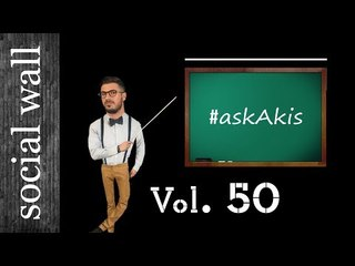 #askAkis Επ.50 | Kitchen Lab TV