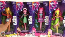 NEW! My Little Pony Equestria Girls Legend of Everfree Doll Toy Unboxing Review | Toy Caboodle