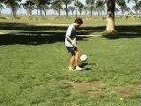 FOOTBALL JONGLES 3