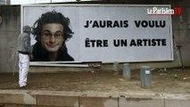 John Hamon s'expose en plein jour à Paris