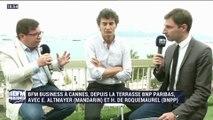 Entretien avec Éric Altmayer et Henri de Roquemaurel - 13/05