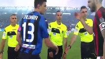 Atalanta Milan 1-1 Highlights