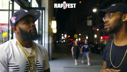 The Rapfest Presents  |  Interviews  |  PJ Gifted
