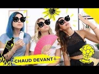 SURVIVRE SANS CLIM' avec Safia Vendome, WhatTheTruck et YouMakeFashion